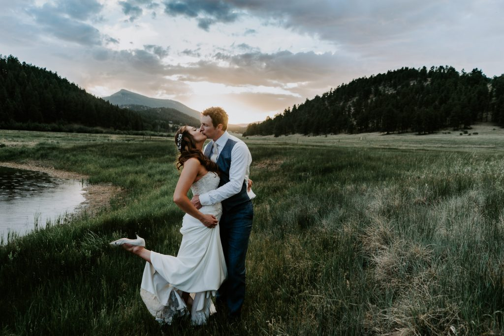 Deer Creek Valley Ranch, Colorado Wedding Photography, Intimate Wedding, Colorado elopement photography,