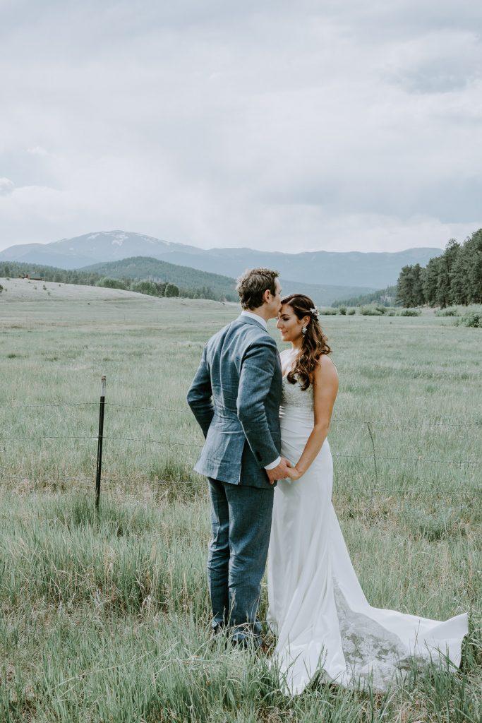Deer Creek Valley Ranch, Colorado Wedding Photography, Intimate Wedding,