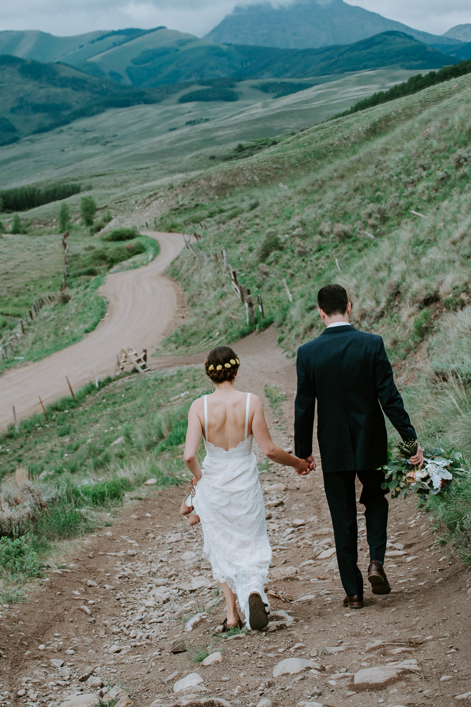 Colorado Wedding Photography, Intimate Wedding, Colorado elopement photography, crested butte wedding,