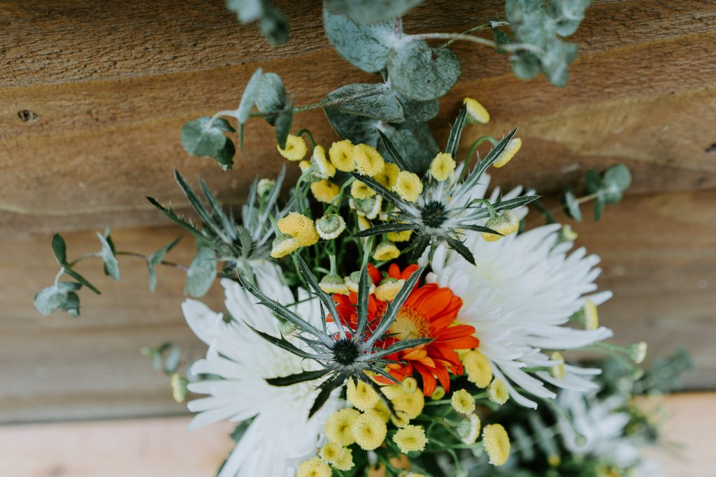 Colorado Wedding Photography, Intimate Wedding, Colorado elopement photography, crested butte wedding, bouquets