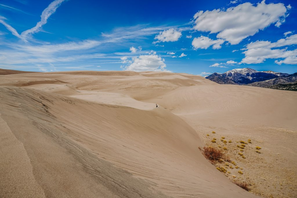 Colorado Engagement Photography, Colorado Adventure, Great Sand Dunes National Park, Adventure Session, Colorado Elopement