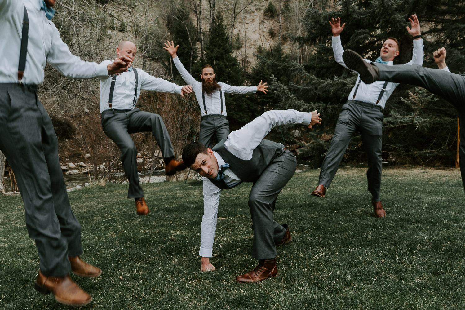 Colorado Wedding, Colorado Wedding Photographer, Mount Princeton Hot Springs, Buena Vista, Elopement Photography, groomsmen