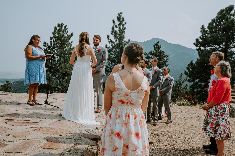 Sunrise Amphitheater Wedding, Boulder Wedding Photography, Boulder Theater, Colorado, Elopement