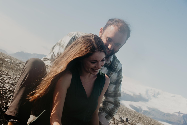 adventurous photoshoot in Iceland, Iceland Engagement Photography, Iceland Elopement Photography, Iceland Wedding, Iceland Elopement Photographer, diamond beach