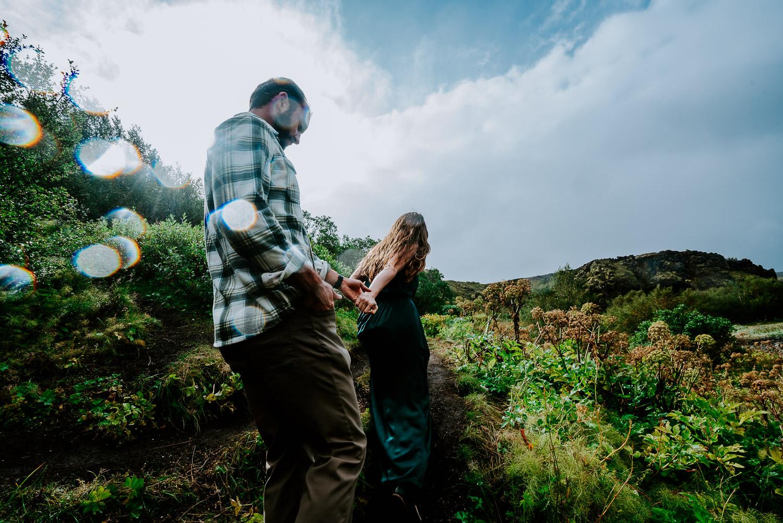Adventurous Photoshoot in Iceland, Iceland Engagement Photography, Iceland Elopement Photography, Iceland Wedding, Iceland Elopement Photographer, waterfalls, highlands