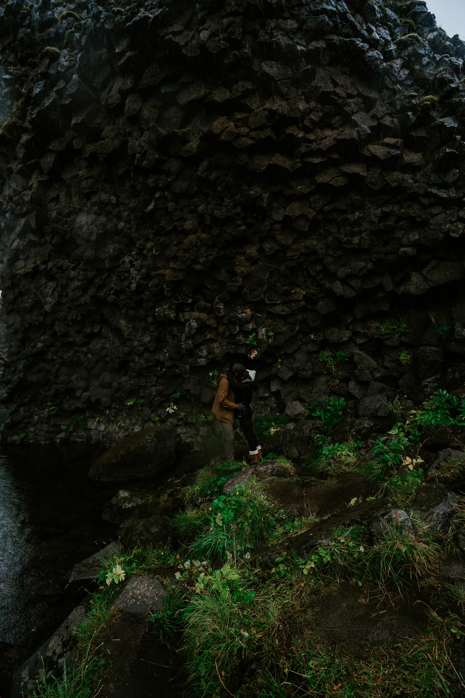 adventurous photoshoot in Iceland, Iceland Engagement Photography, Iceland Elopement Photography, Iceland Wedding, Iceland Elopement Photographer, waterfalls