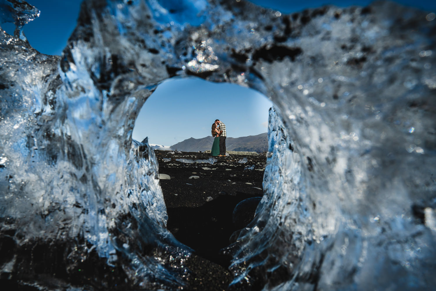 Adventurous Photoshoot in Iceland, Iceland Engagement Photography, Iceland Elopement Photography, Iceland Wedding, Iceland Elopement Photographer, diamond beach