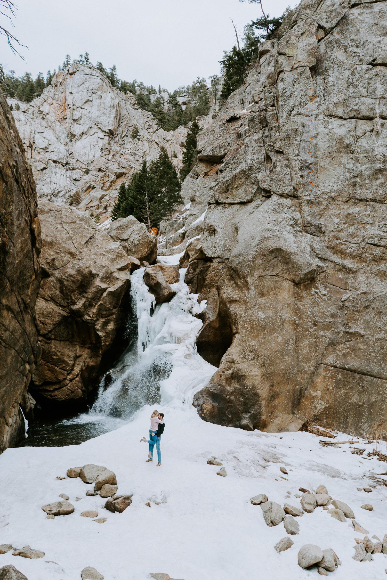 Boulder Adventurous Engagement, Boulder Engagement Photographer, Colorado Engagement Photographer, Colorado Couples Photography