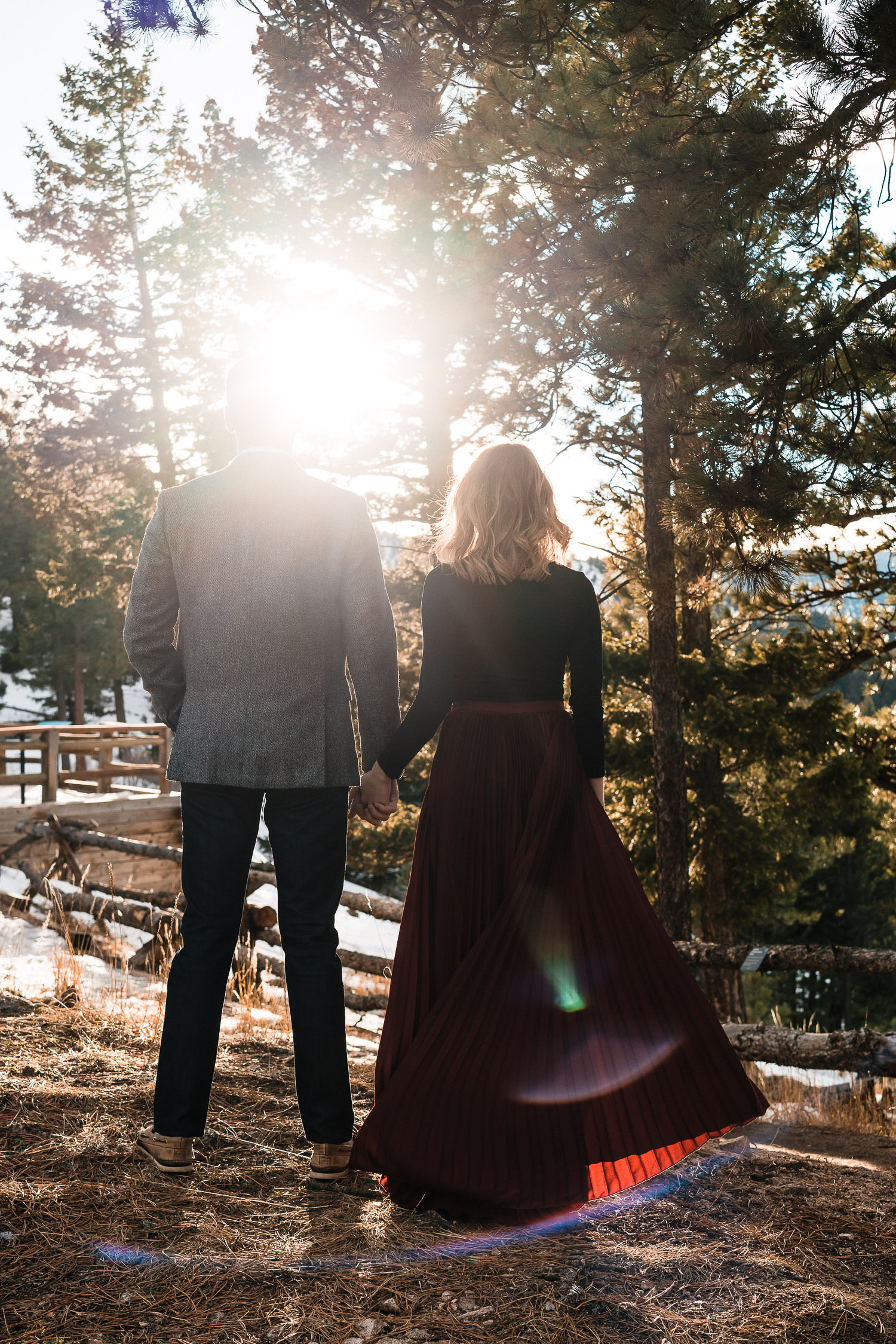 Boulder Adventurous Engagement, Boulder Engagement Photographer, Colorado Engagement Photographer, Colorado Couples Photography, Adventure Couples Photography, Lost Gulch lookout