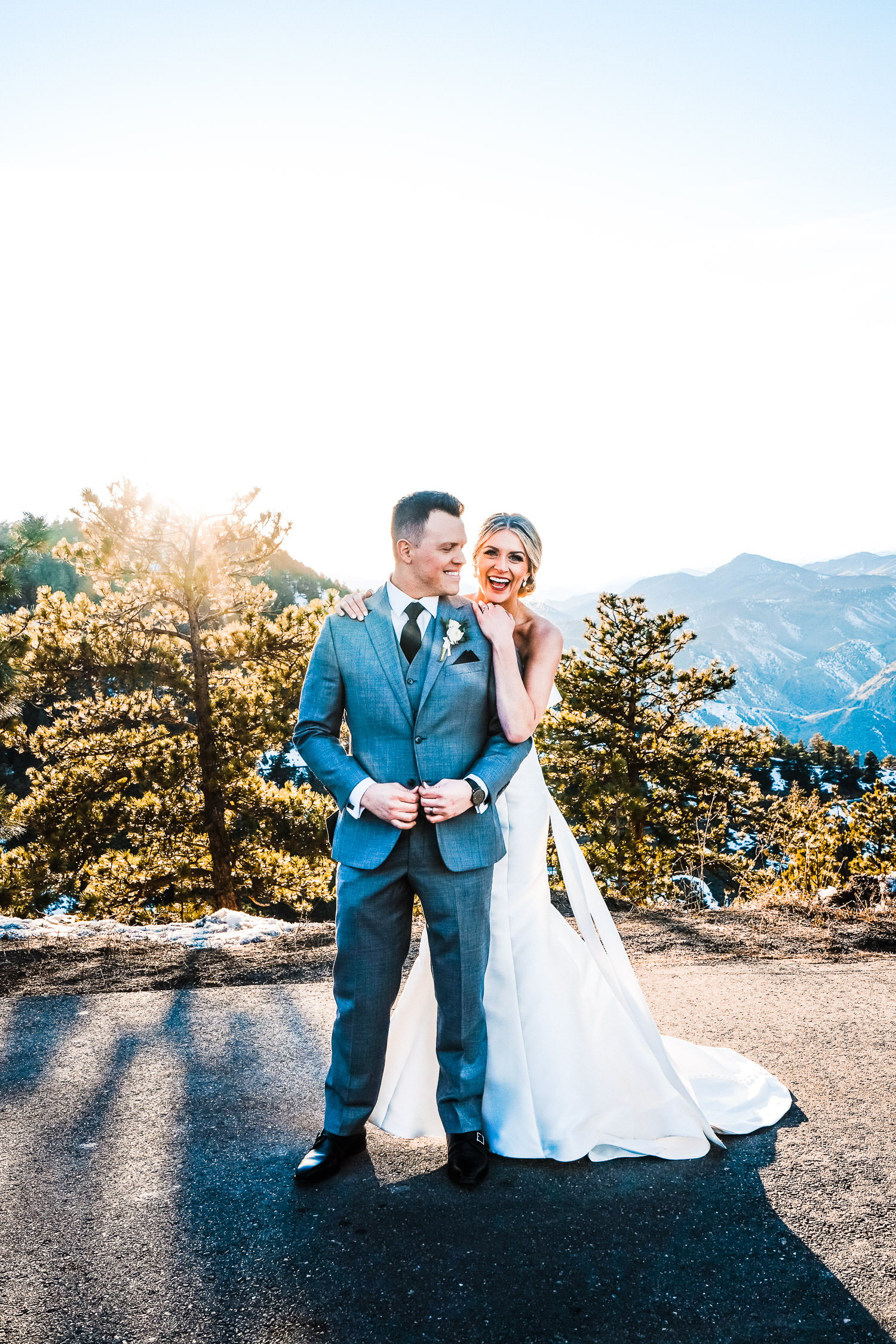 Mount Vernon Canyon Club Wedding, Colorado Wedding