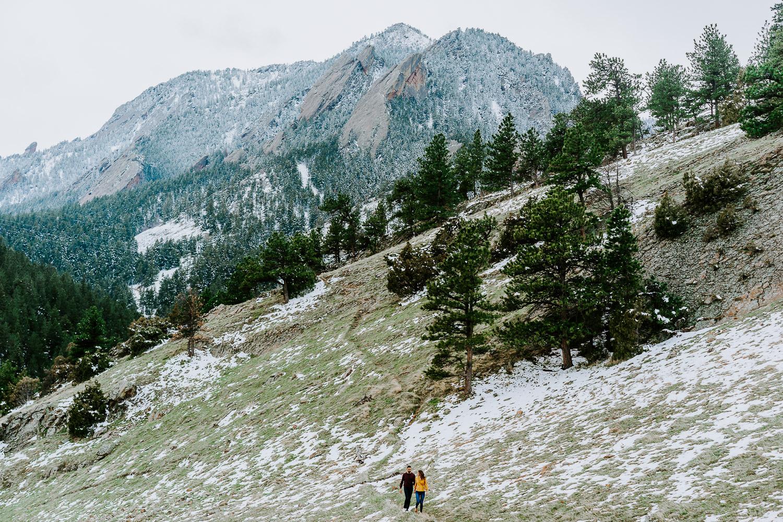 Boulder engagement