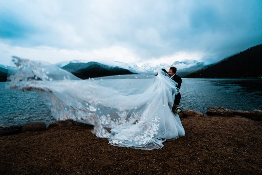 Grand Lake Elopement Colorado