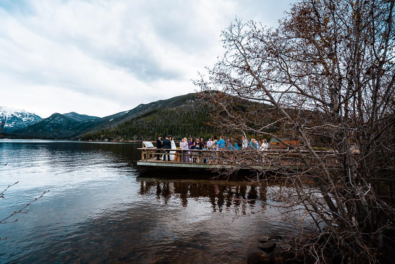 Grand Lake Elopement Colorado