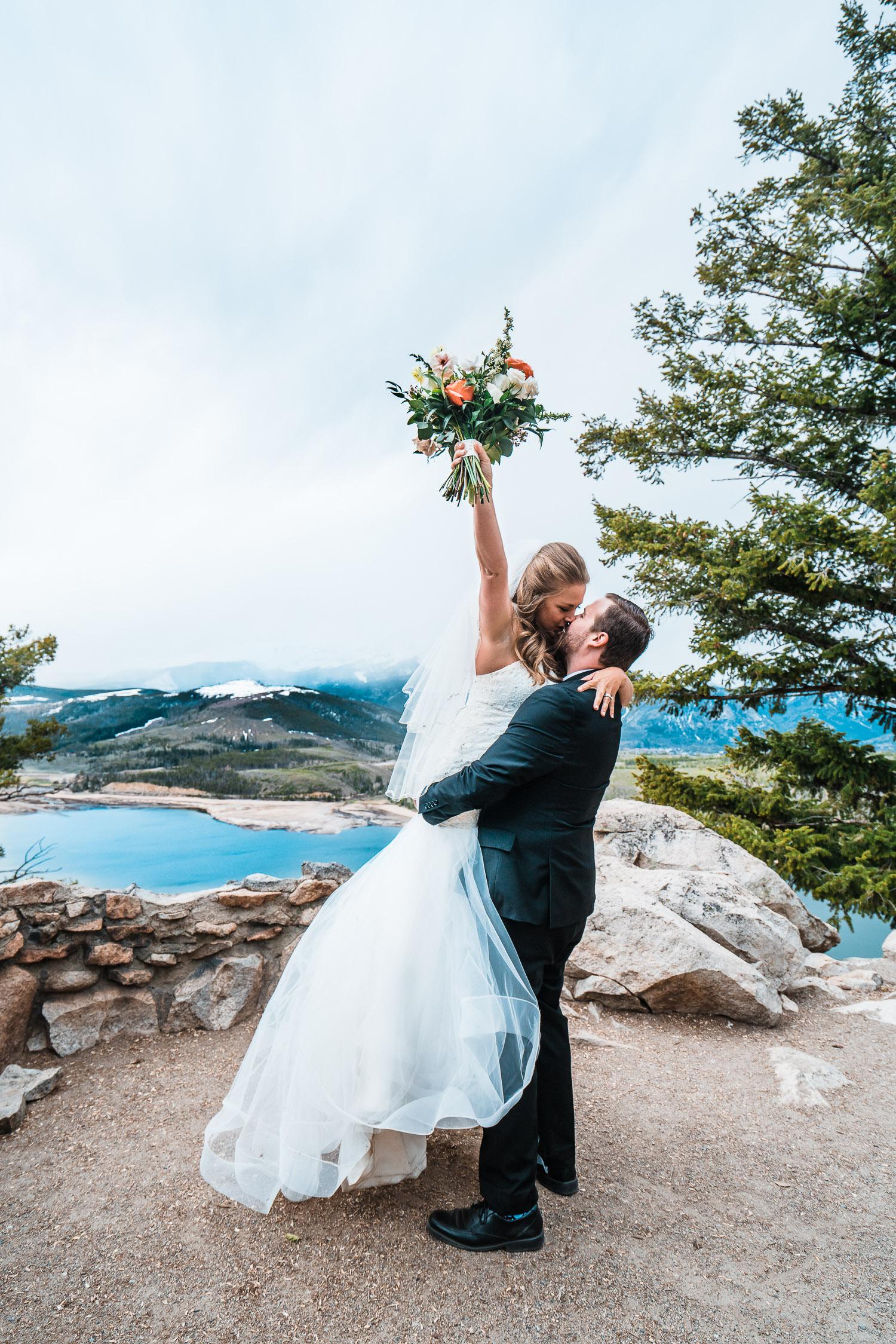 sapphire point elopement