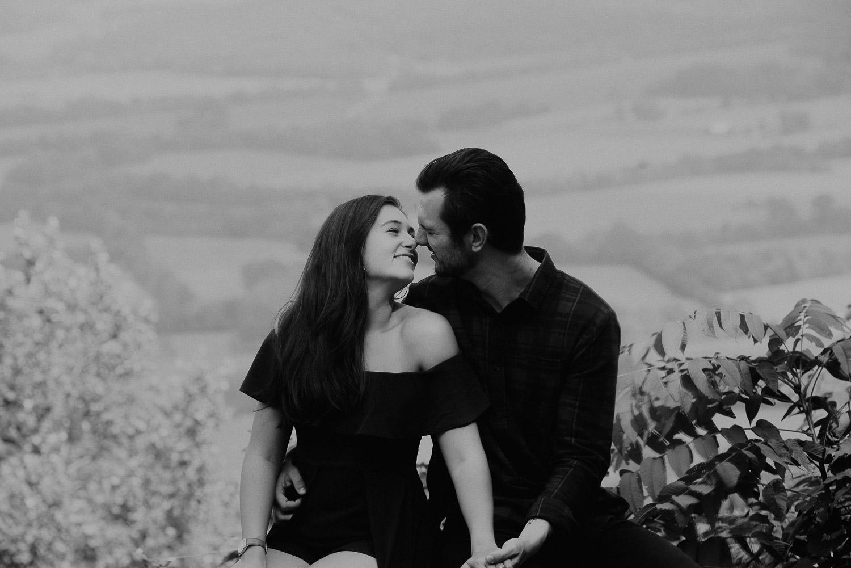 Sewanee Engagement Photography