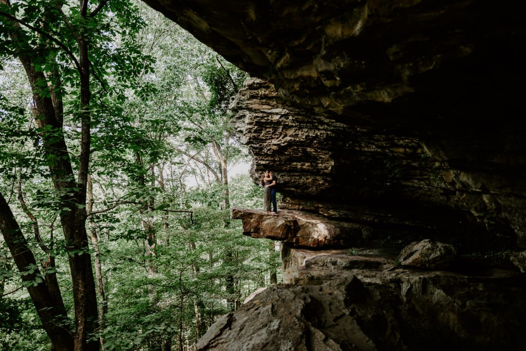 Sewanee Engagement Photography