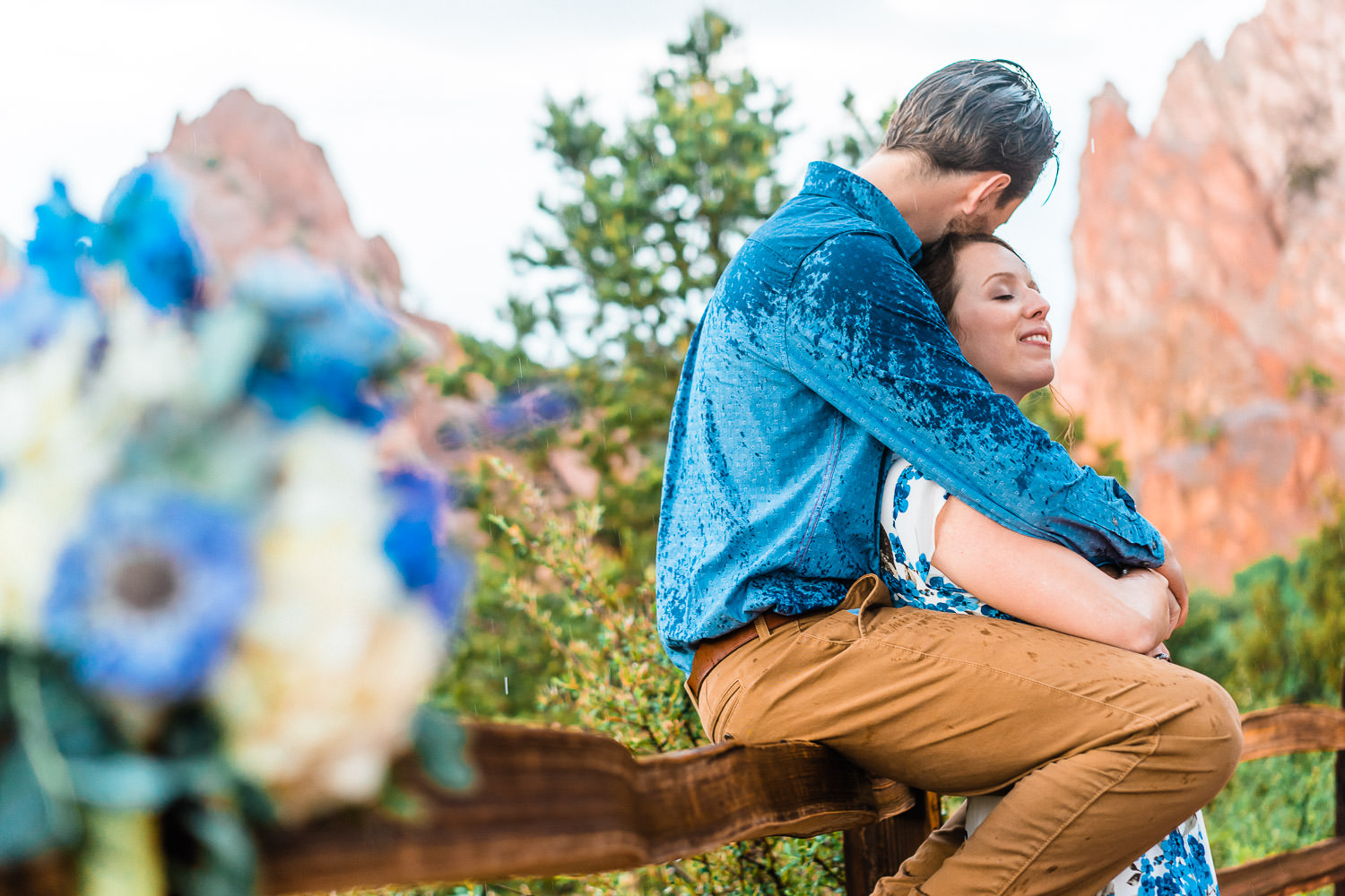Garden of the Gods Elopement