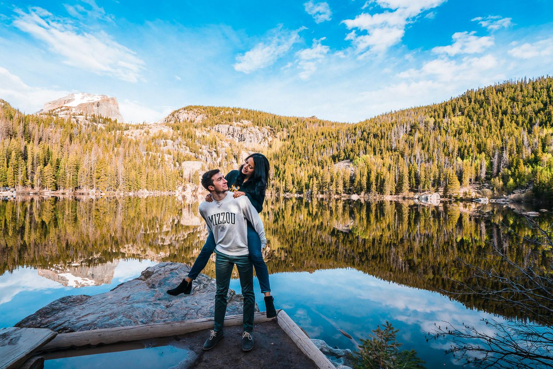 Bear Lake Engagement