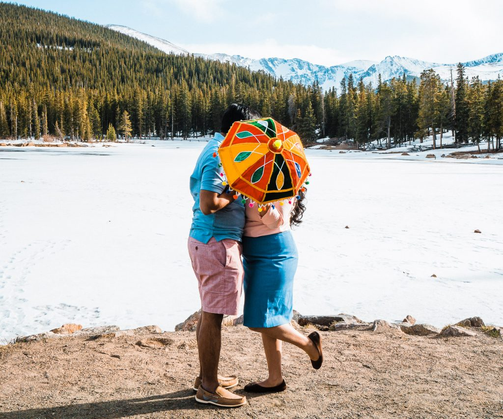 Echo Lake Engagement