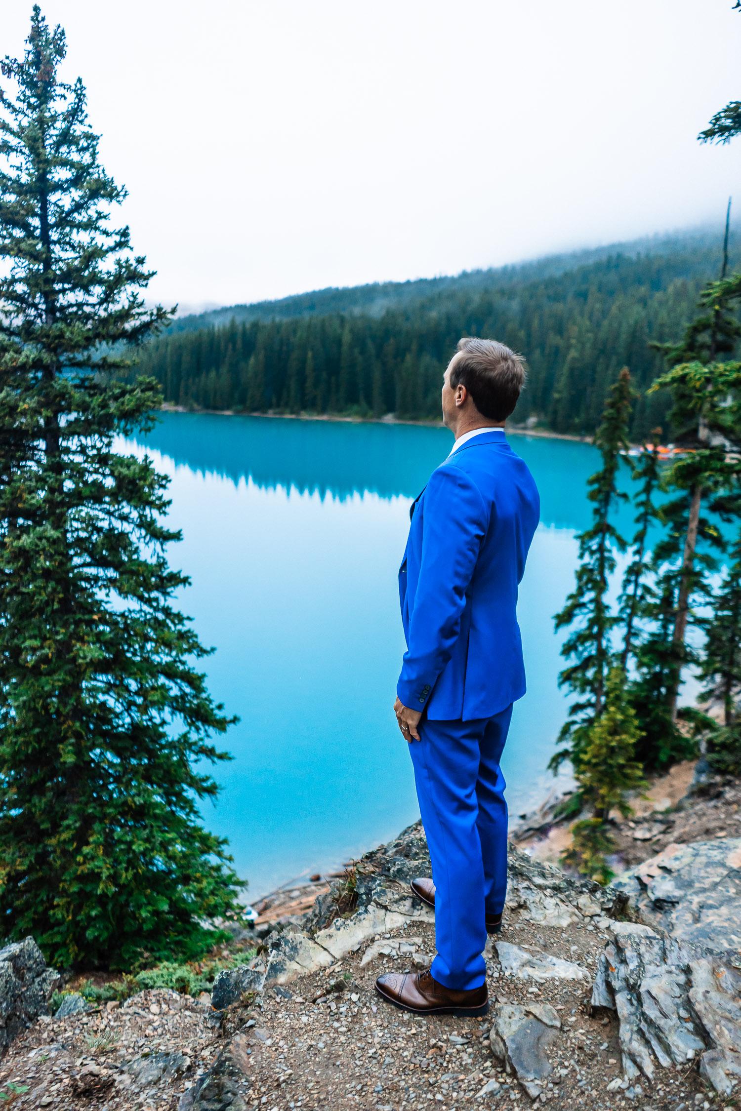 Banff Elopement