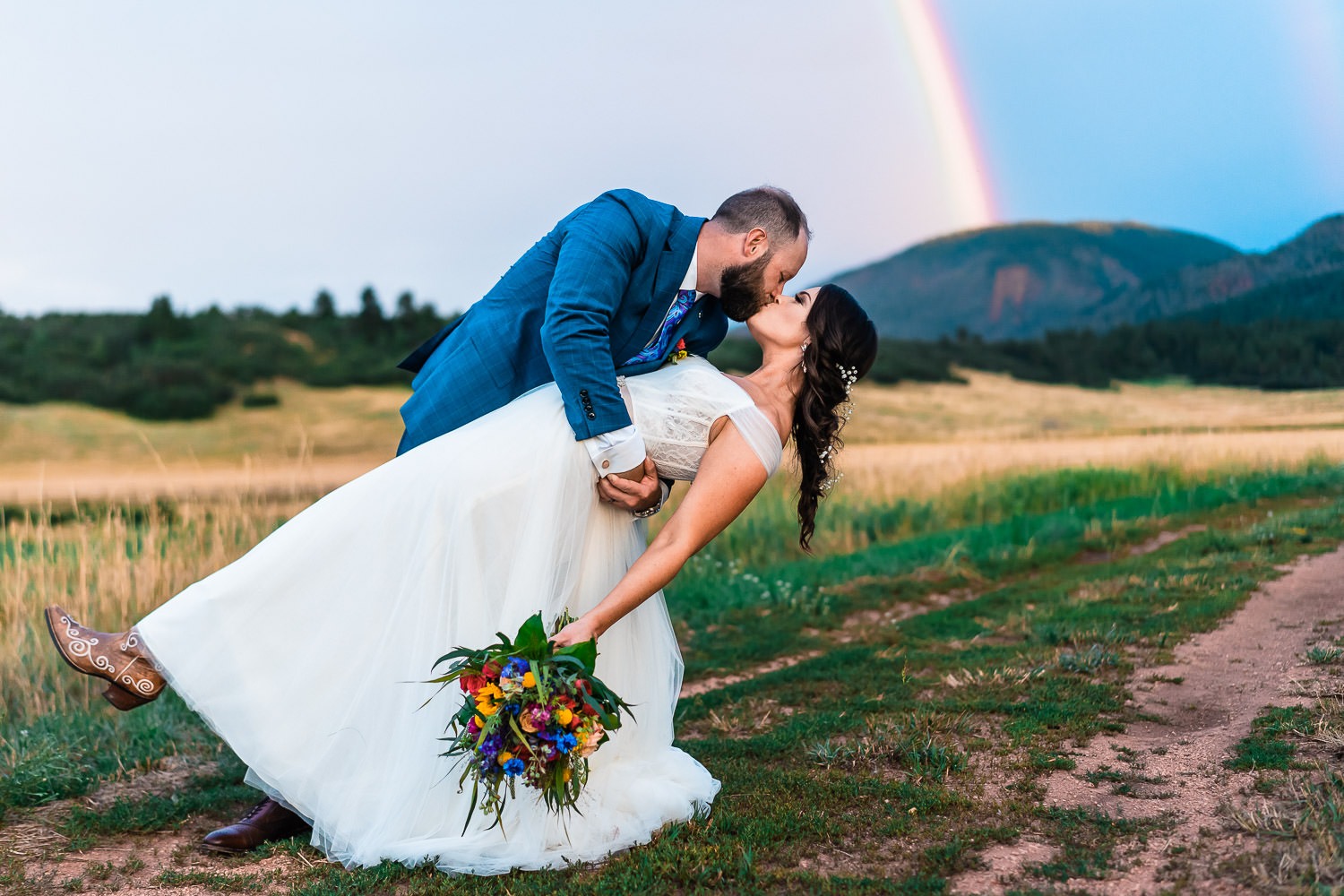 Colorado Elopement | Run Wild With Me Photography