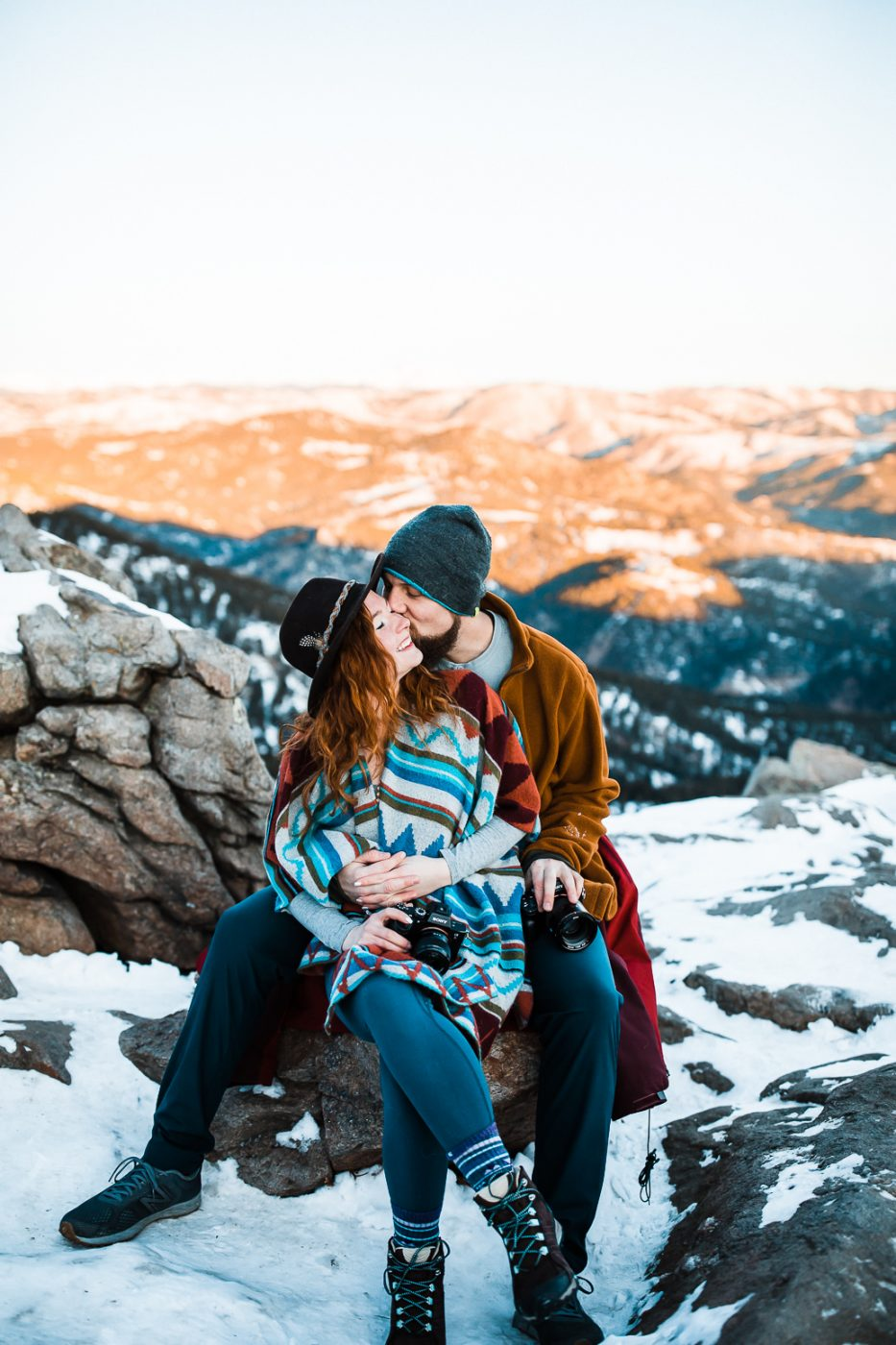 Colorado Elopement Photographers || Run Wild With Me