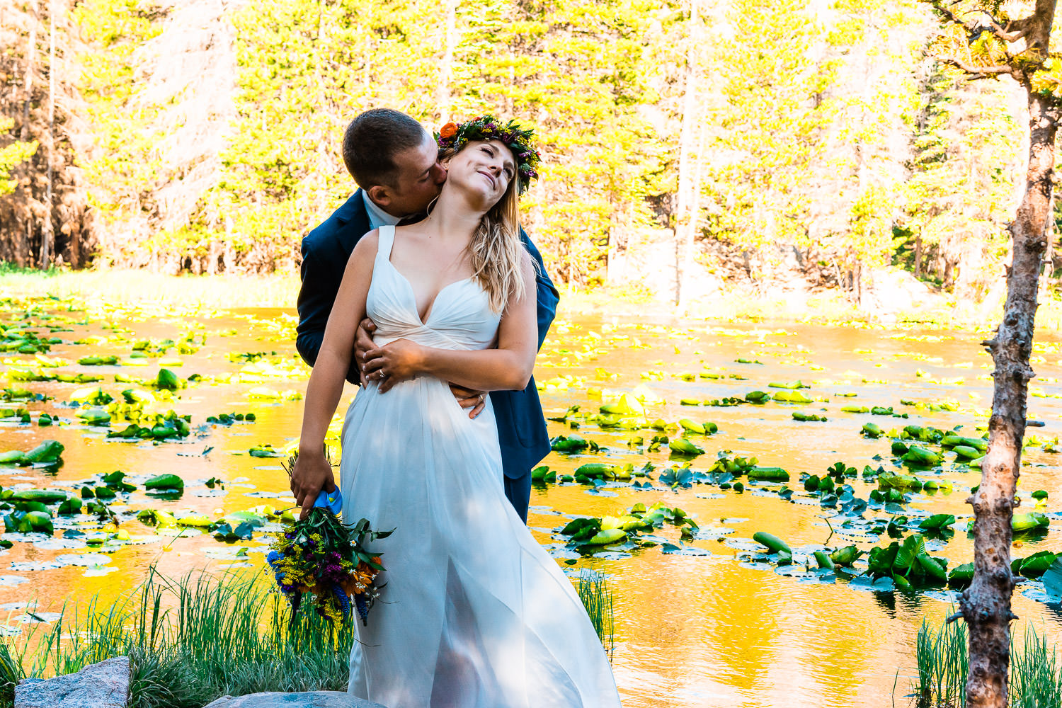 Sprague Lake Elopement | Run Wild With Me Photography 11