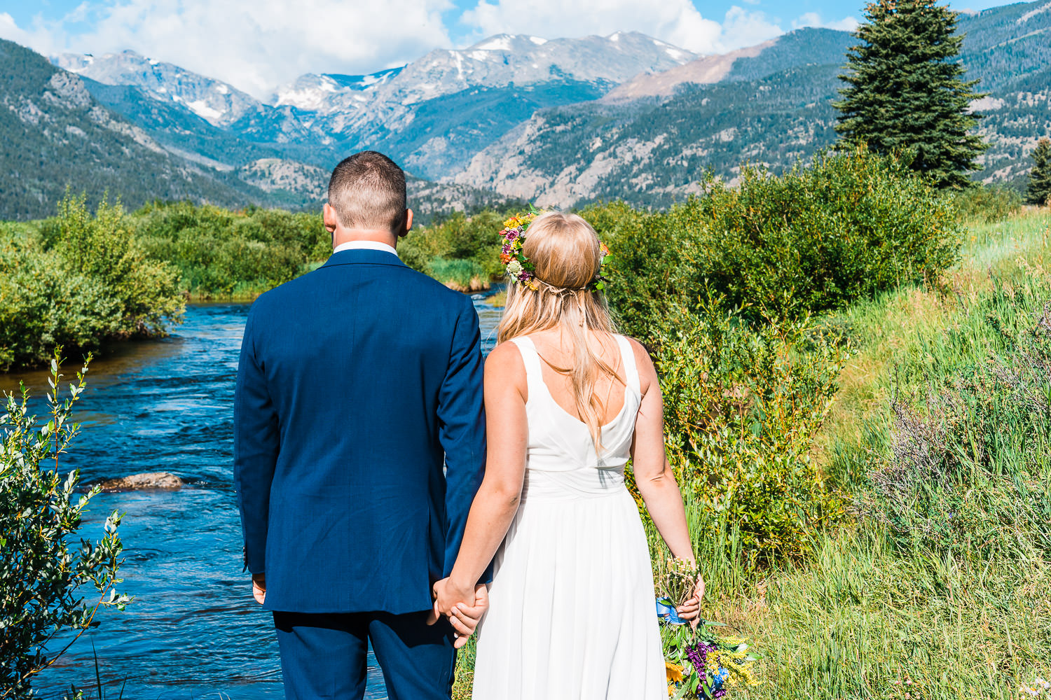Sprague Lake Elopement | Run Wild With Me Photography 9