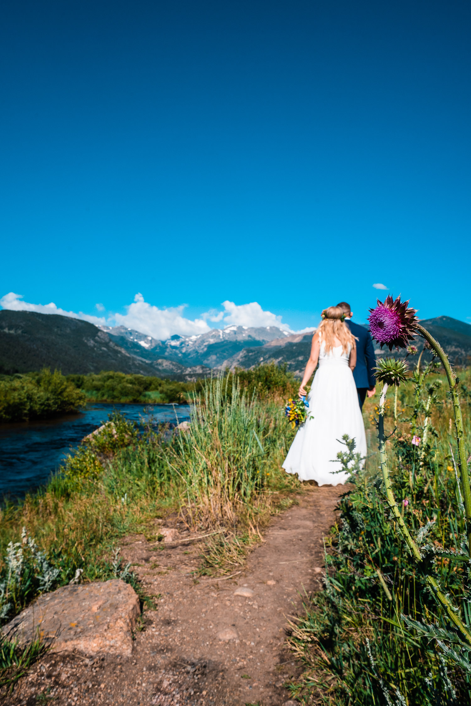 Sprague Lake Elopement | Run Wild With Me Photography 6