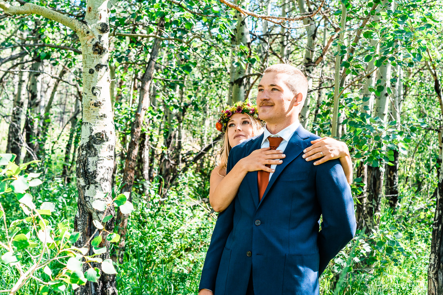 Sprague Lake Elopement | Run Wild With Me Photography 2