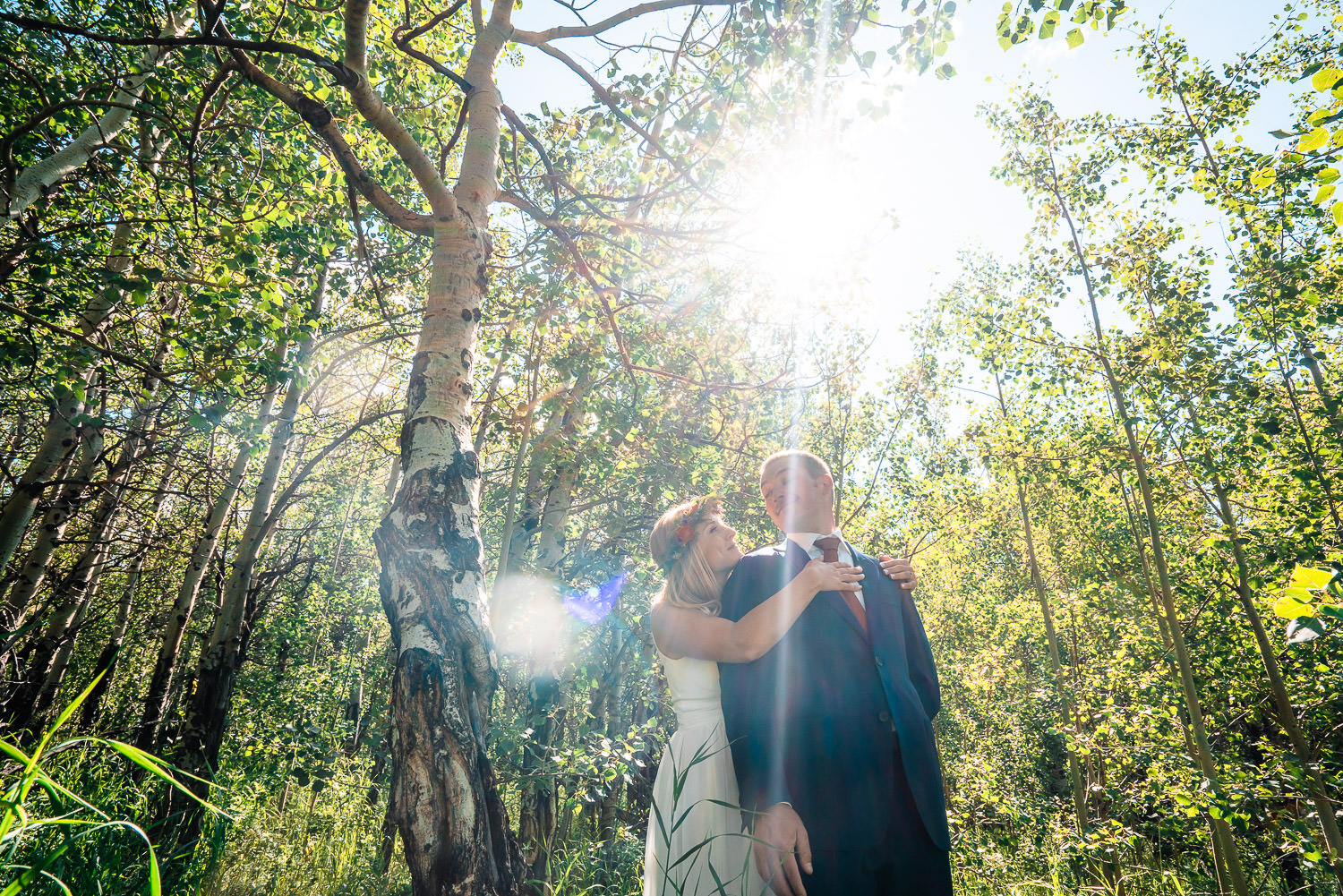 Sprague Lake Elopement | Run Wild With Me Photography 1