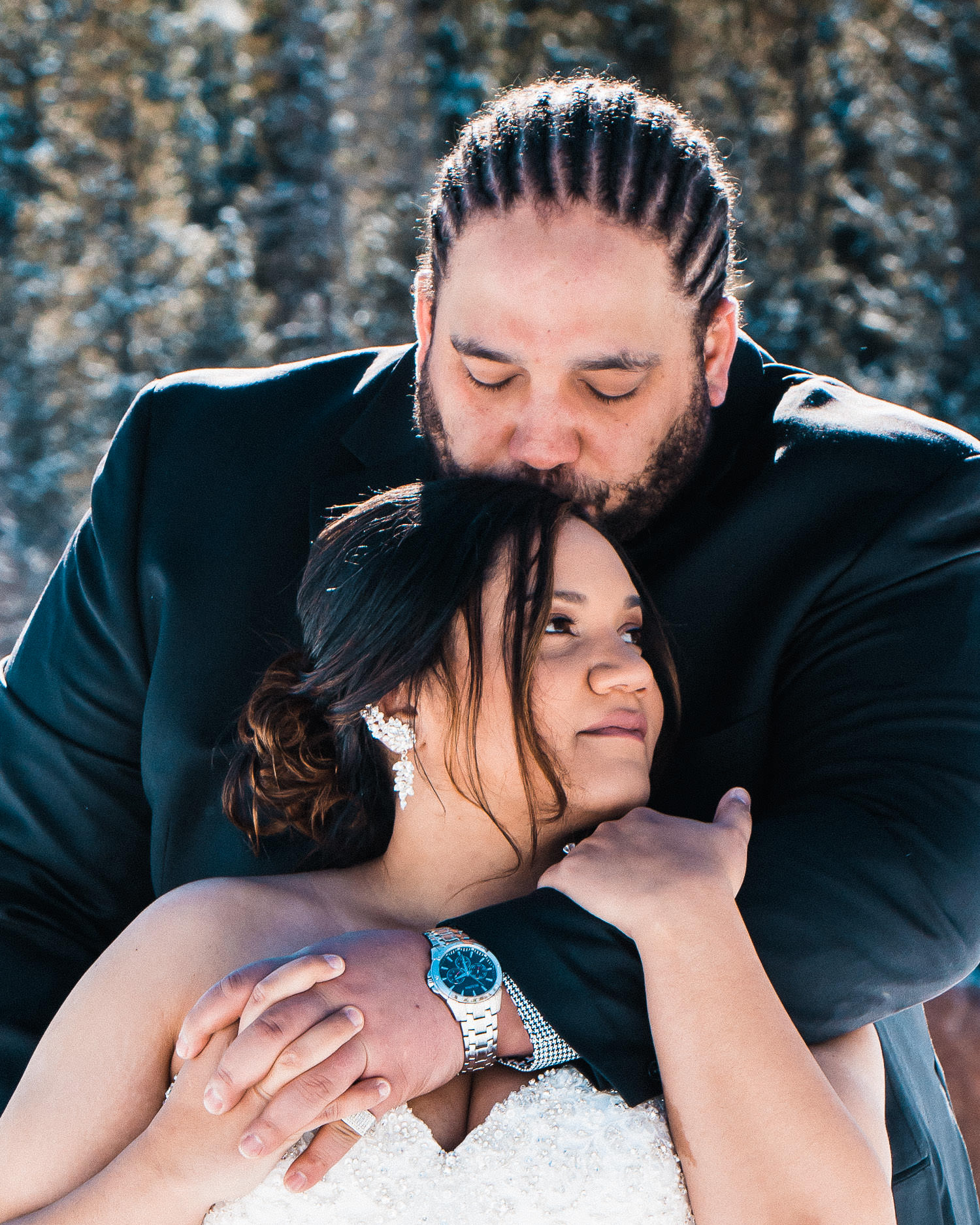 Rocky Mountain Intimate Wedding | Run Wild With Me Photography