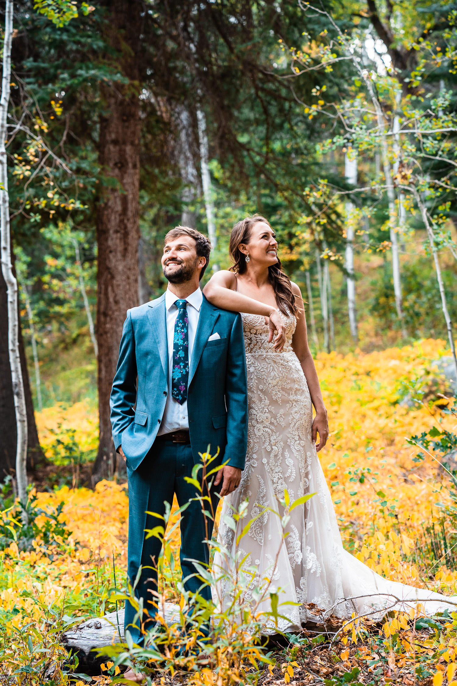 Glenwood Springs Elopement | Run Wild With Me Photography