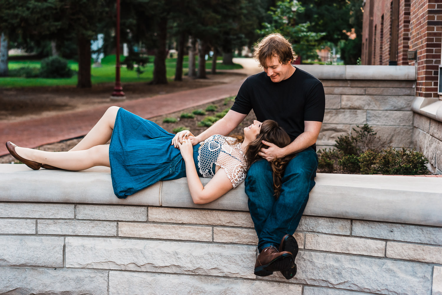 Denver Engagement Photographer | Run Wild With Me Photography