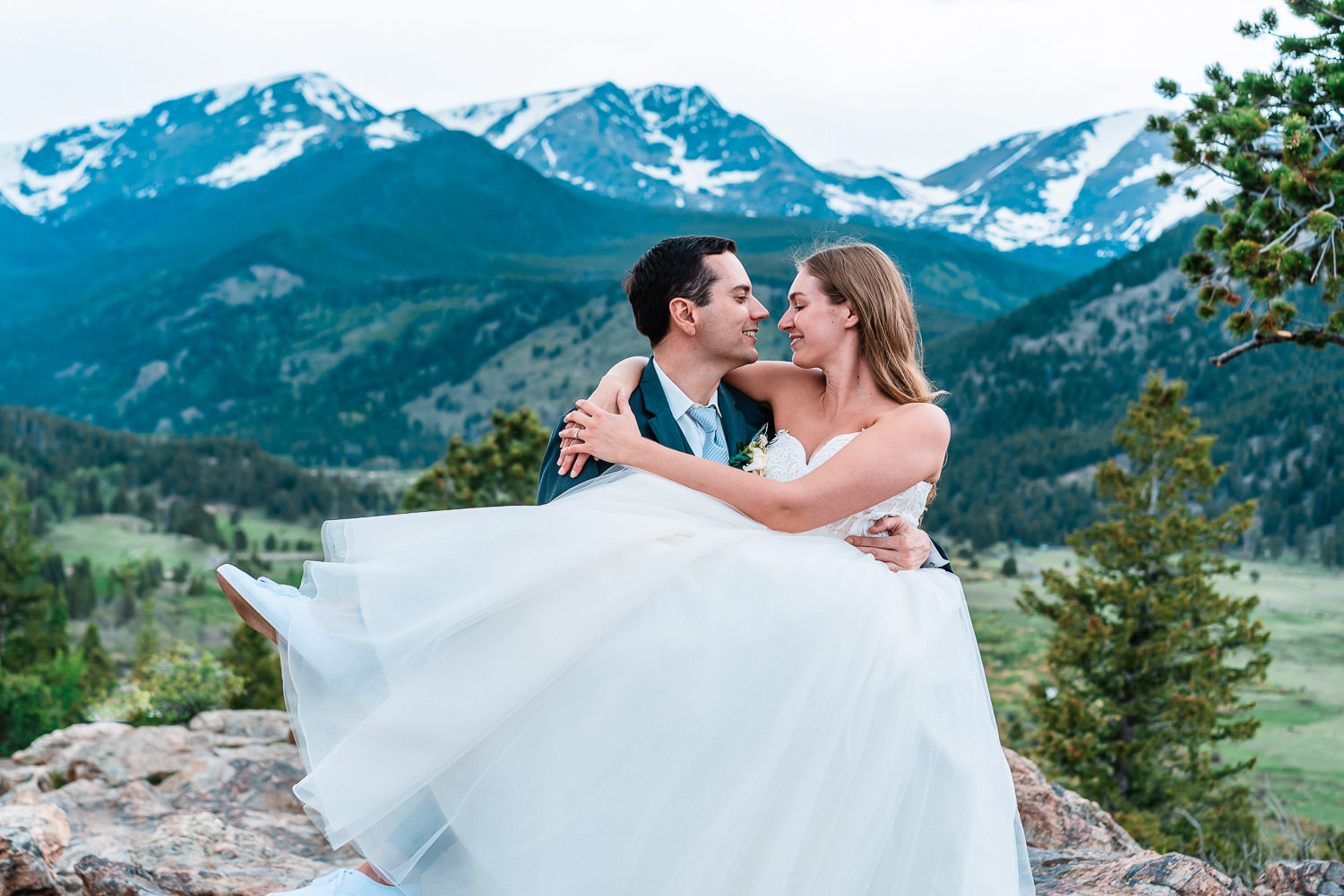 Estes Park Elopement | Run Wild With Me Photography