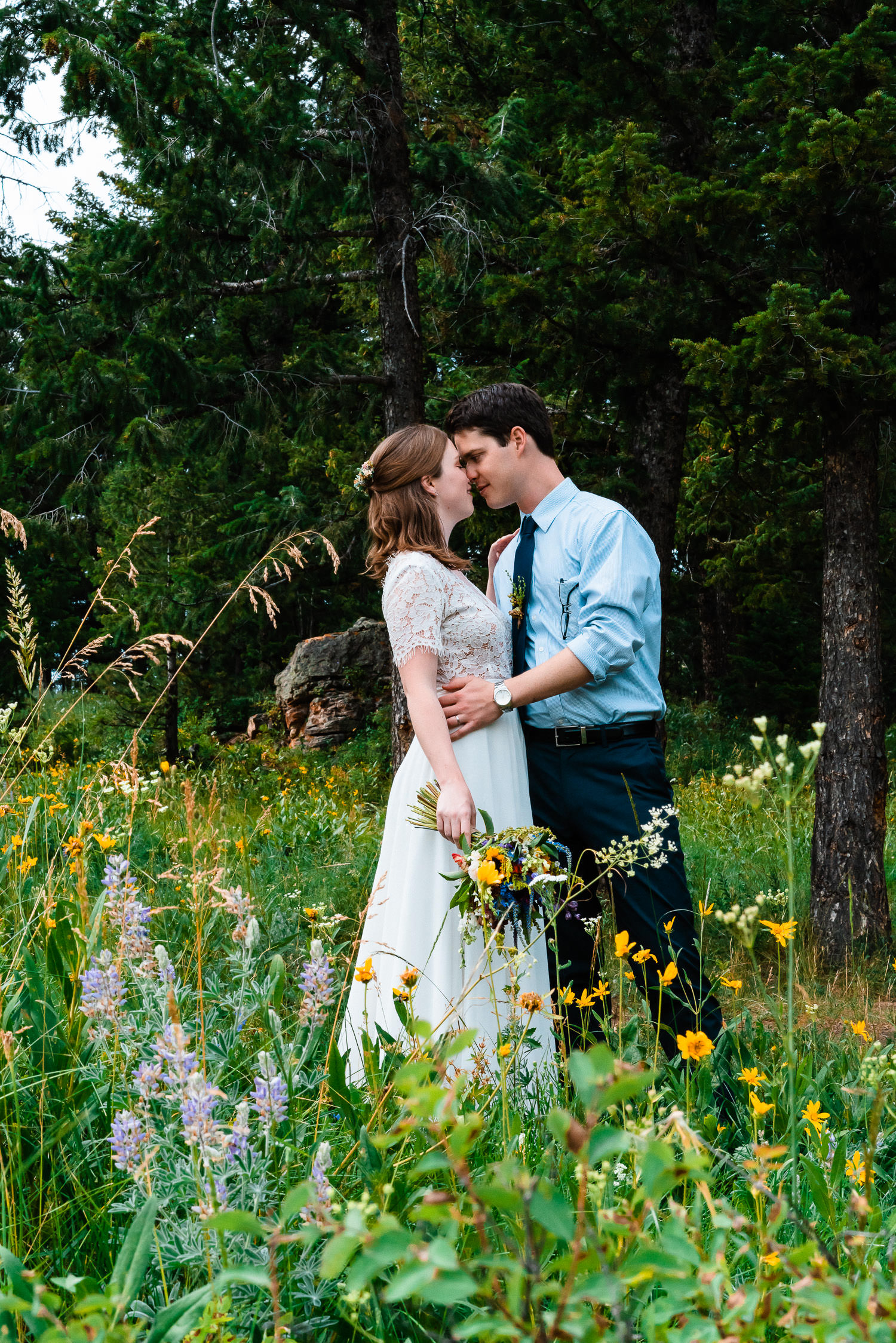 Grand Tetons Elopement | Run Wild With Me Photography
