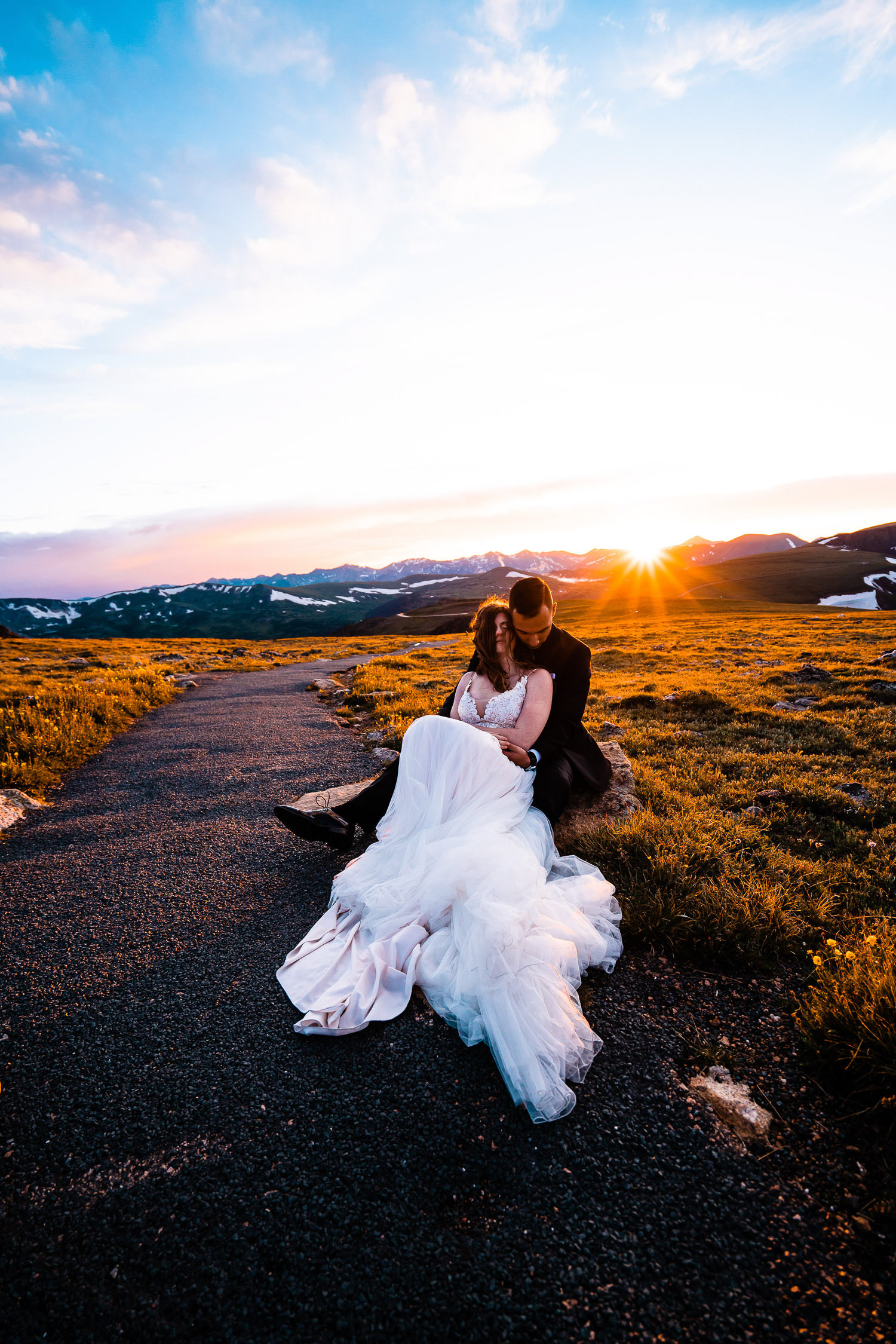 Best Place to Elope in Colorado | RMNP Elopement | Run Wild With Me Photography