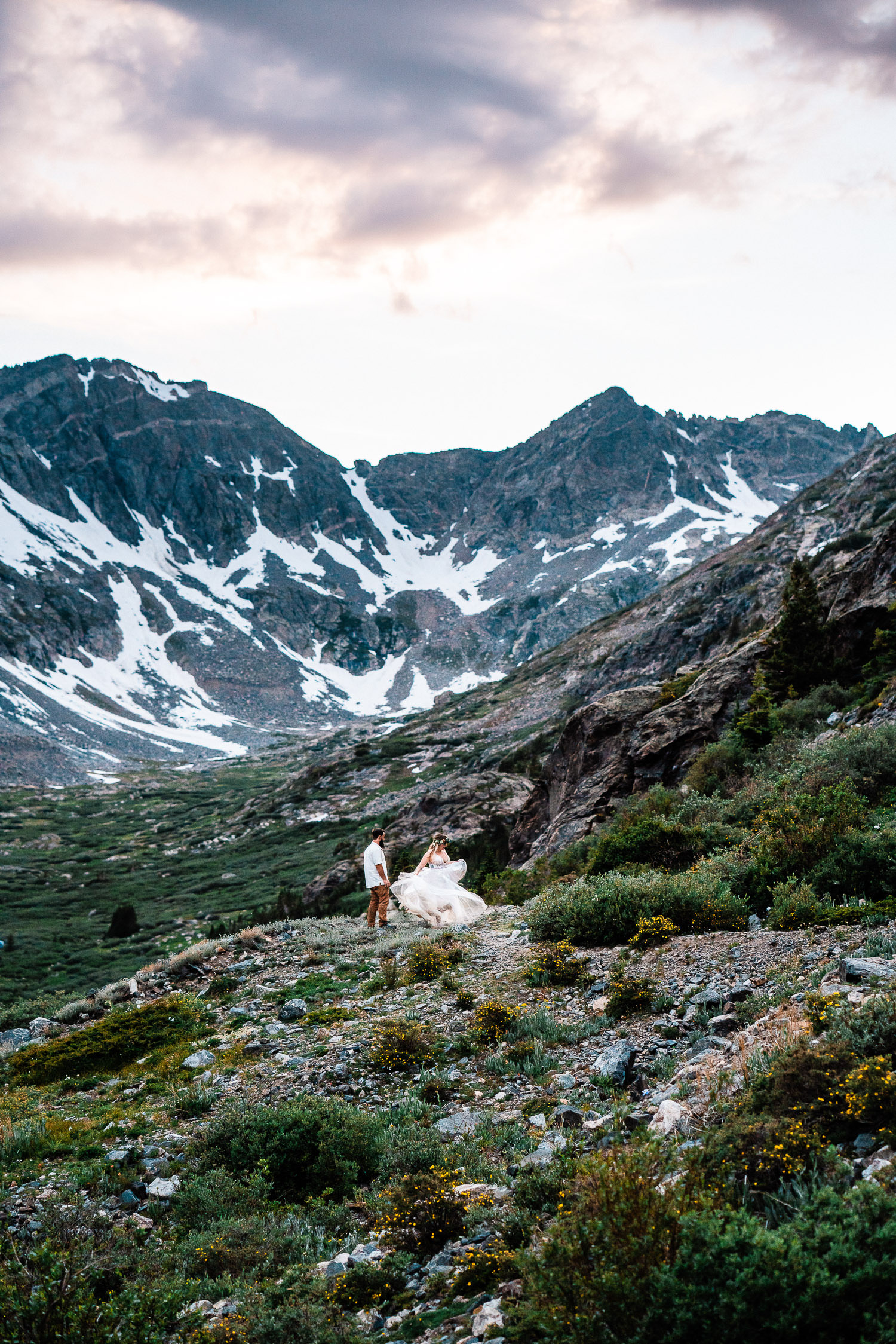 Best Place to Elope in Colorado | Breckenridge Elopement | Run Wild With Me Photography