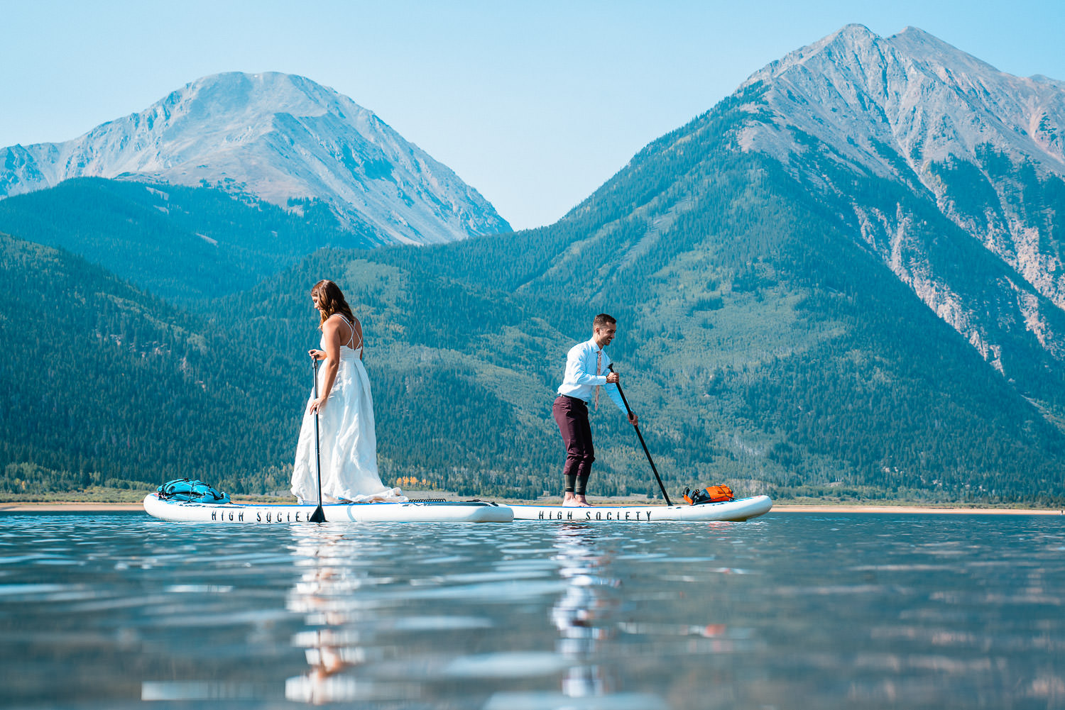Best Place to Elope in Colorado | Twin Lakes Elopement | Run Wild With Me Photography