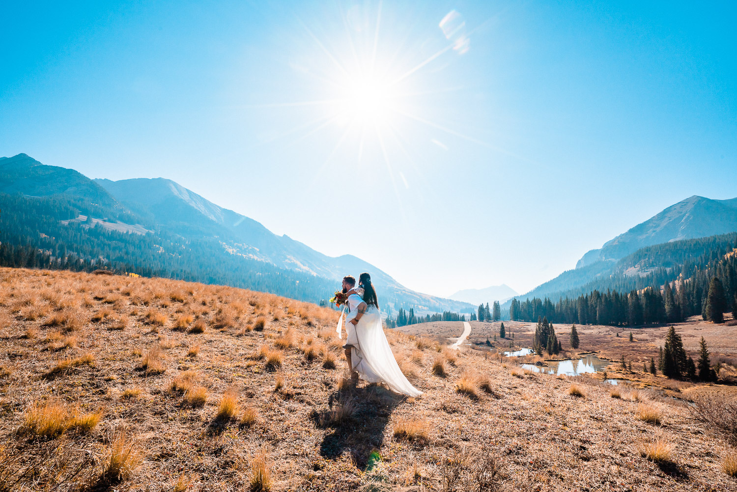 Best Place to Elope in Colorado | Crested Butte Elopement | Run Wild With Me Photography