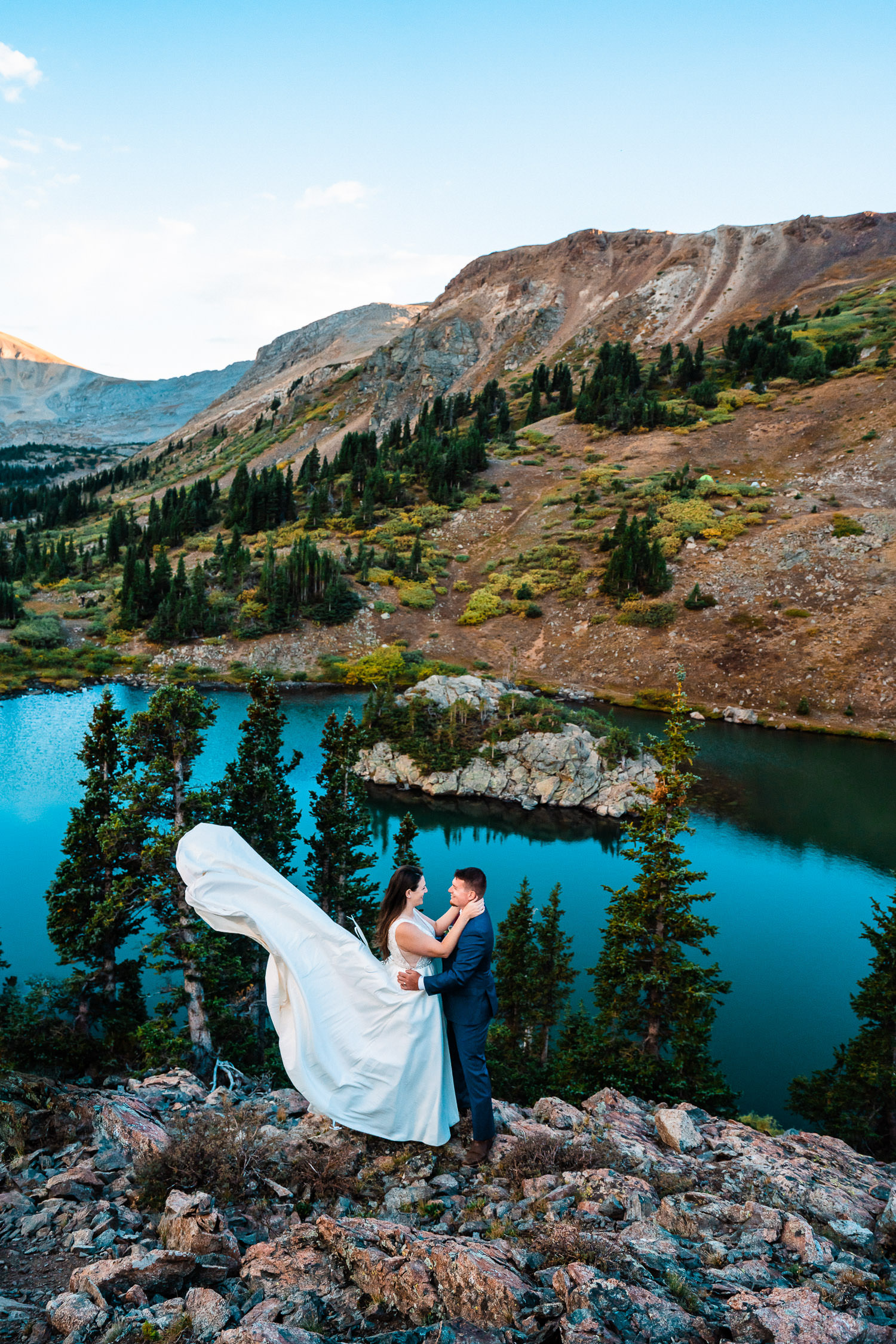 Many locations require permits to get married
